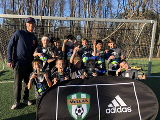 PPA Premier Soccer Teams Started The Spring Season Strong!