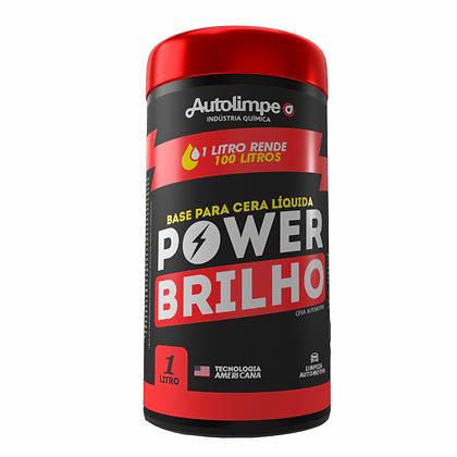 POWER BRILHO - BASE PARA CERA LÍQUIDA