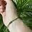 Thumbnail: BRACELET JADE - HEMATITES DOREES