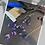 Thumbnail: BOUCLE D'OREILLES AMETHYSTES