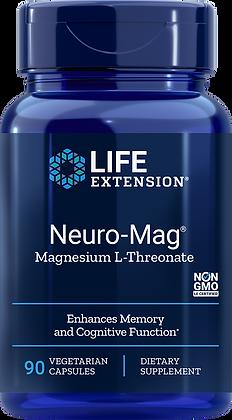 Neuro-Mag Magnesium L-Threonate,  90 veg caps