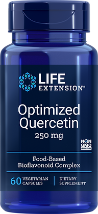 Optimized Quercetin, 250 mg, 60 veg caps