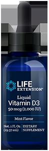 Liquid Vitamin D3