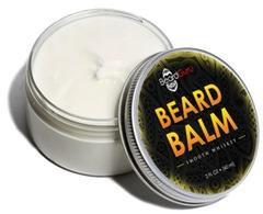 Premium Beard Balm: Smooth Whiskey