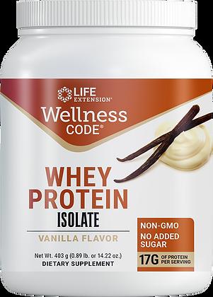 Wellness Code Whey Protein Isolate