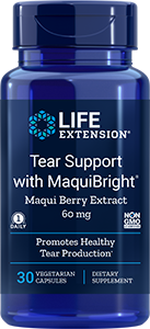 Tear Support with MaquiBright