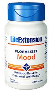 FLORASSIST Mood, 60 caps