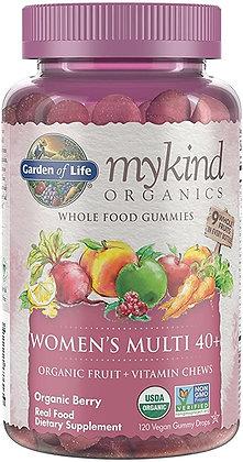 mykind Organics Women 40+ Multi Gummies