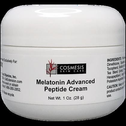 Melatonin Advanced Peptide Cream