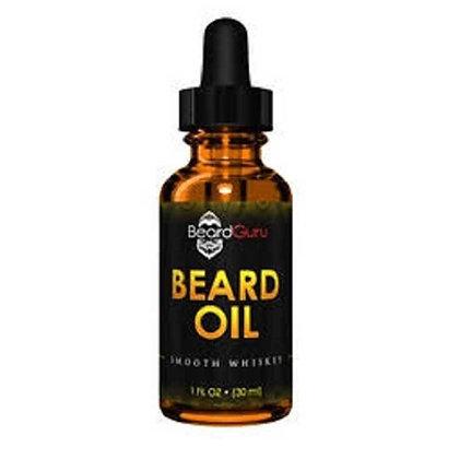 Premium Beard Oil: Smooth Whiskey