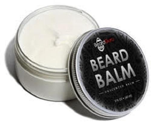 Premium Beard Balm: Unscented