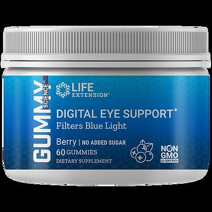 Digital Eye Support:  Blue Light Protection!