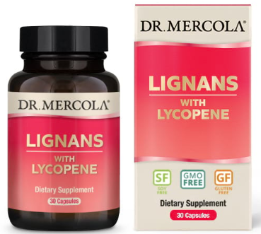 Lignans with Lycopene