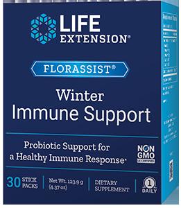 Winter Immune Support: FLORASSIST®
