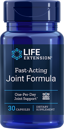 Fast-Acting Joint Formula, 30 caps