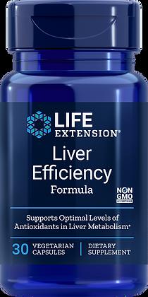 Liver Efficiency Formula, 30 veg caps