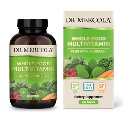 Whole-Food Multivitamin