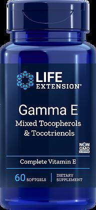 Gamma E Mixed Tocopherols & Tocotrienols