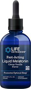 Fast-Acting Liquid Melatonin
