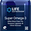 Thumbnail: Super Omega-3 EPA/DHA with Sesame Lignans & Olive Extract,  240 softgels