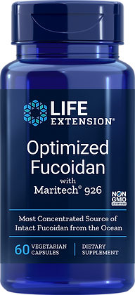 Optimized Fucoidan with Maritech 926,  60 veg caps