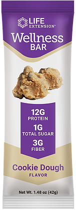 12 Protein Bars: Cookie Dough