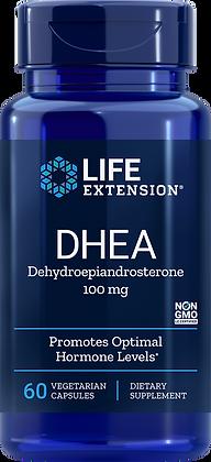 DHEA, 100 mg, 60 caps