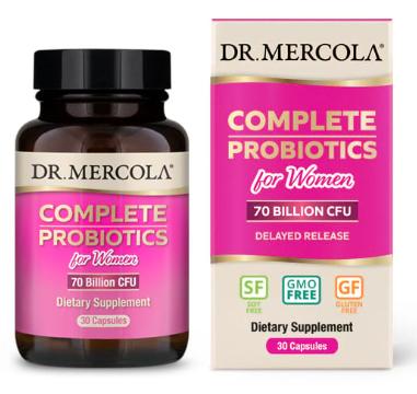 Complete Probiotics for Women