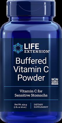 Buffered Vitamin C Powder, 1 lb (454 g)