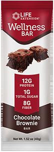 12 Protein Bars: Chocolate Brownie