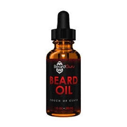 Premium Beard Oil: Touch of Class