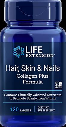 Hair, Skin & Nails Collagen Plus Formula