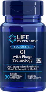 FLORASSIST GI with Phage Technology