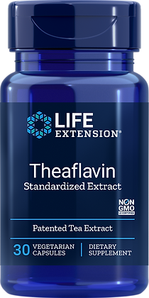 Theaflavin Standardized Extract, 30 veg caps