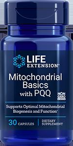 Mitochondrial Basics with PQQ, 30 caps