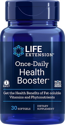 Once-Daily Health Booster