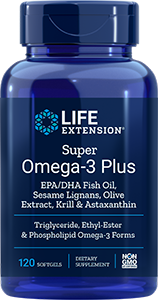 Super Omega-3 Plus  with Krill & Astaxanthin