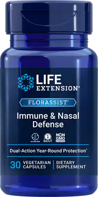 FLORASSIST® Immune & Nasal Defense