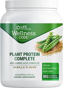 Wellness Code Plant Protein Complete & Amino Acid Complex