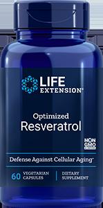 BEST-IN-CLASS: Optimized Resveratrol