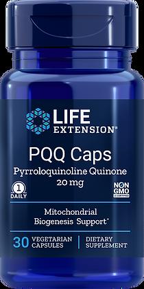 PQQ Caps, 20 mg
