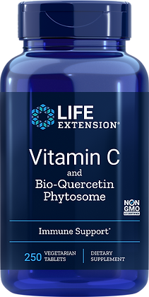 Vitamin C and Bio-Quercetin Phytosome 250 tabs