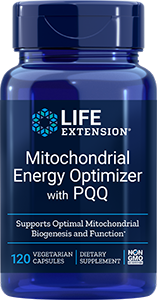 Mitochondrial Energy Optimizer with PQQ, 120 caps