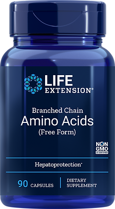 Branched Chain Amino Acids, 90 caps