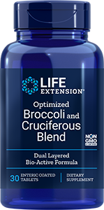 Optimized Broccoli and Cruciferous Blend