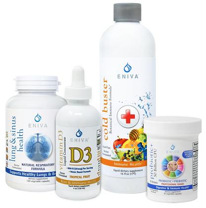 Immune Health Expanded Focus: 4  Pack Bundle
