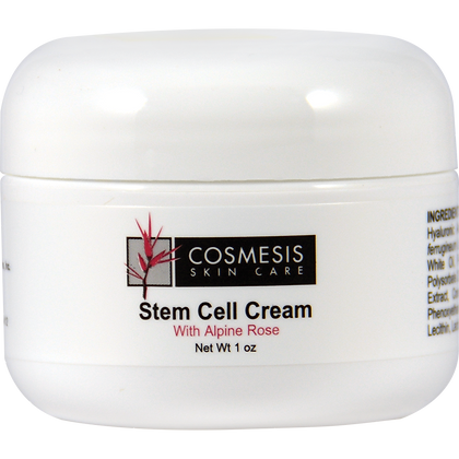 Stem Cell Cream with Alpine Rose