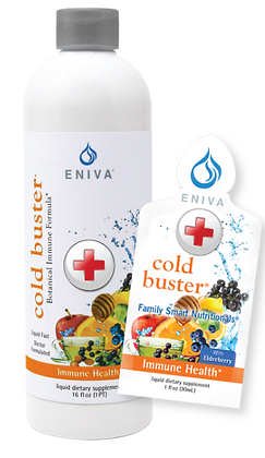 """Cold Buster """"All-in-One"""" Immune Health"""