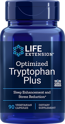 Optimized Tryptophan Plus, 90 caps