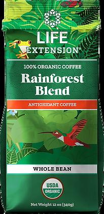 Rainforest Blend Whole Bean Coffee